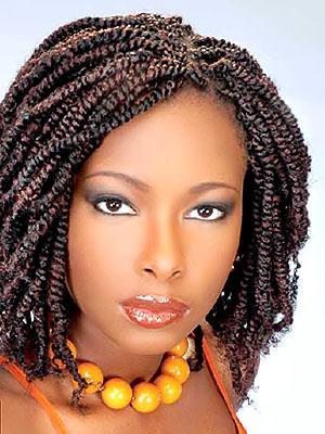 Coiffure afro 86 | Coiffures afro | Coiffures Modernes | Coiffure ...