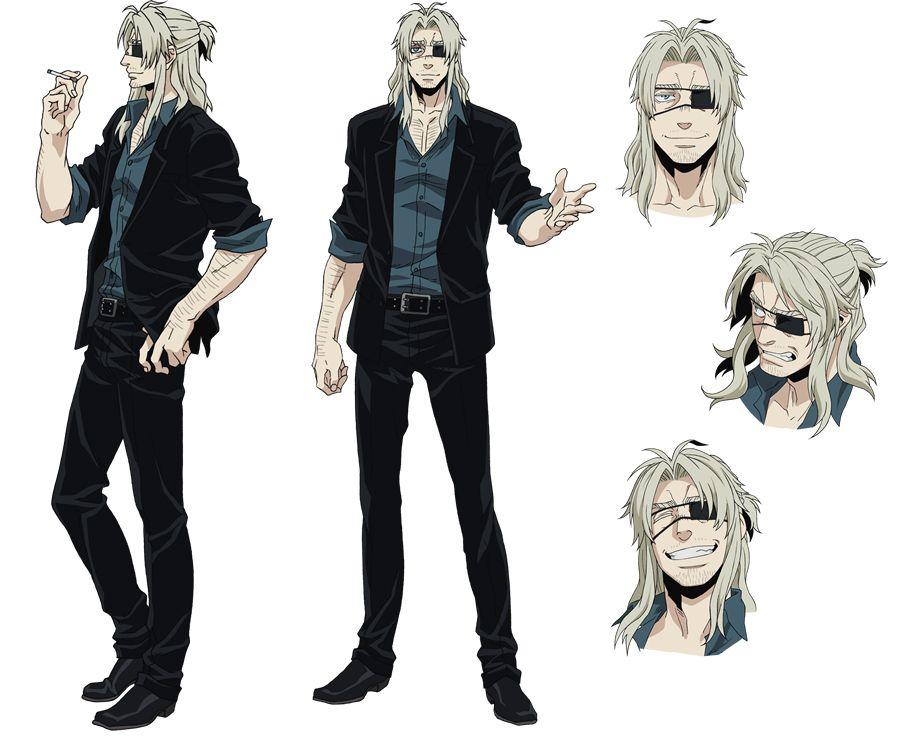 anime character creator full body male