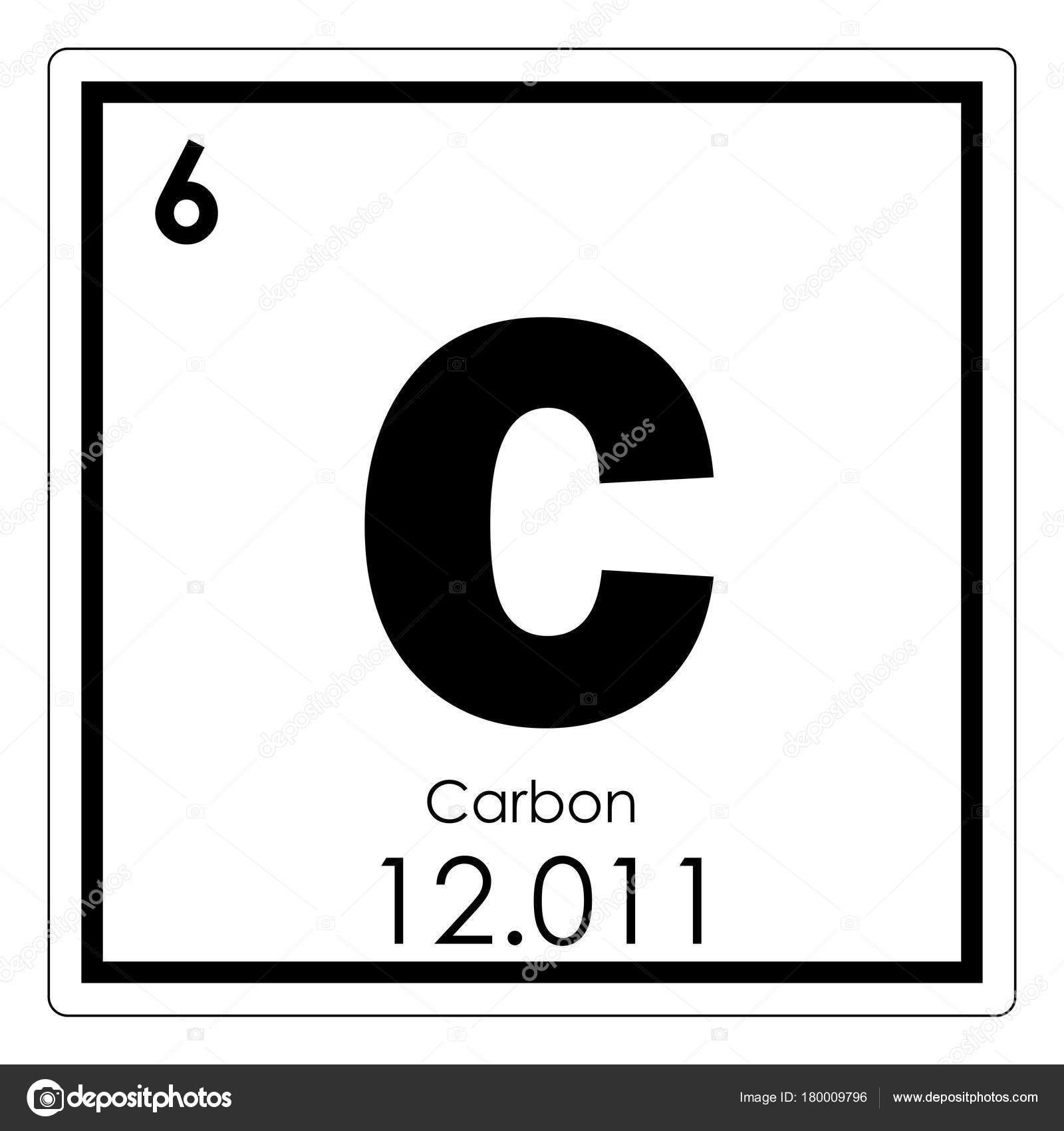 Carbon Atom Periodic Table