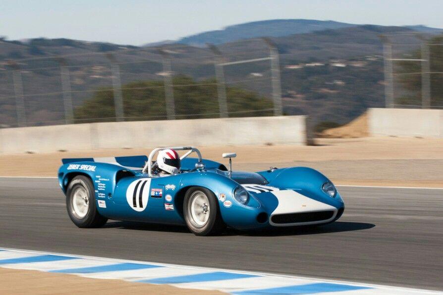 LOLA T70 Mk-ll_03 | Vintage Auto Racing | Pinterest | Sports car ...
