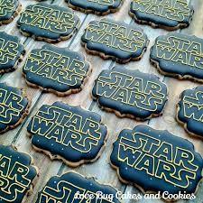 Resultado de imagem para starwars cookies CookiesDecorative