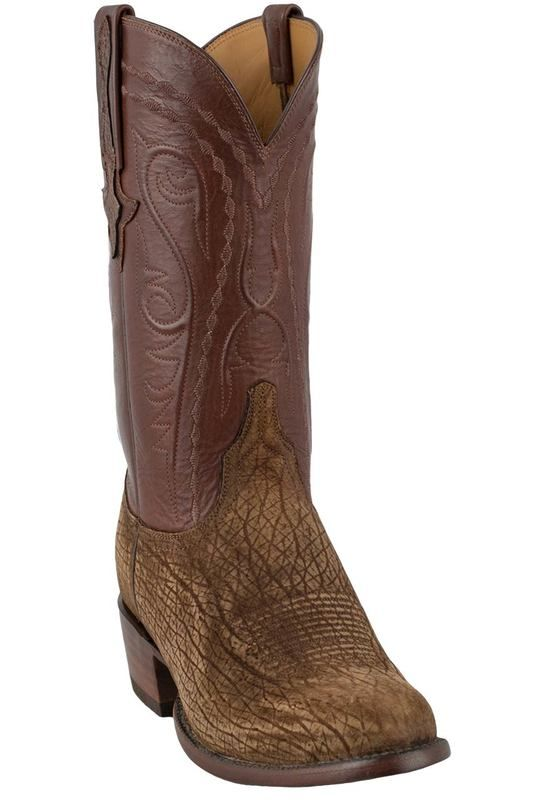 a3914569a9a Lucchese Men's Tan Hippo Boots in 2019 | cowboy boots for men ...