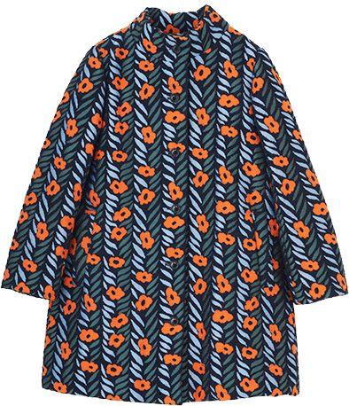 Coat - 2014–2015 Autumn & Winter Collection - Pick Up| Sally Scott