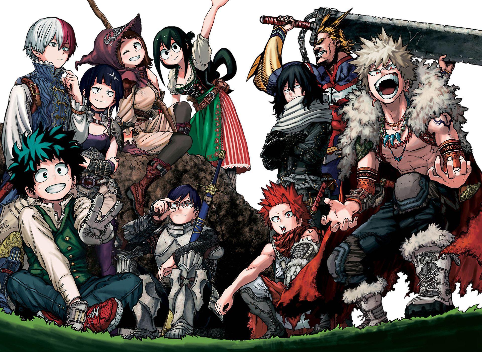 · 328561 my hero academia halloween. HD Wallpaper | Background ID:831583. 1920x1402 Anime My ...