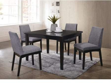 The Home Source Mattie Table And Chairs Set Products Pinterest Classy Universal Furniture Dining Room Set Concept