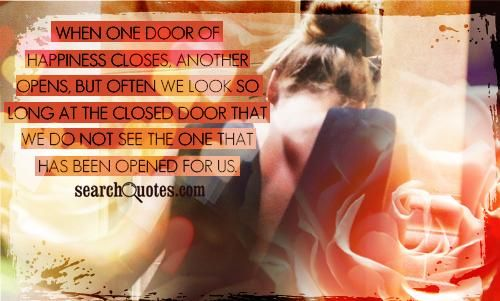 Classy Women Quotes | Images Of When One Door Of Happiness Closes Another  Opens But Often