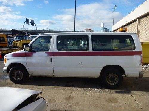 2000 Ford Econoline Listing 14728 Ends 1 14 2013 8 23 00 Am