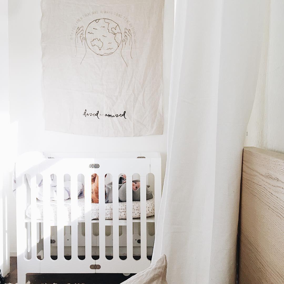 bloom alma mini solid wood crib in white  white nursery ideas  - bloom alma mini solid wood crib in white