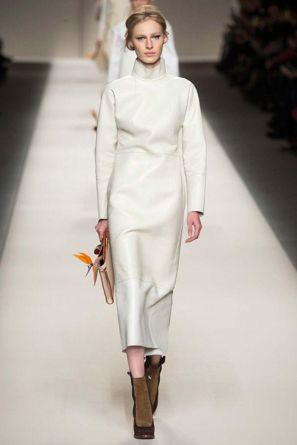 Milan Fashion Week- Fall/Winter 2015 | Fendi via Style.com