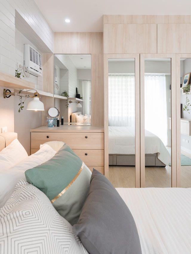 A Modern Scandinavian Look For A 96sqm Condo Unit Condo Interior