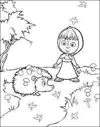 Resultat De Recherche D Images Pour Masha And The Bear Drawing