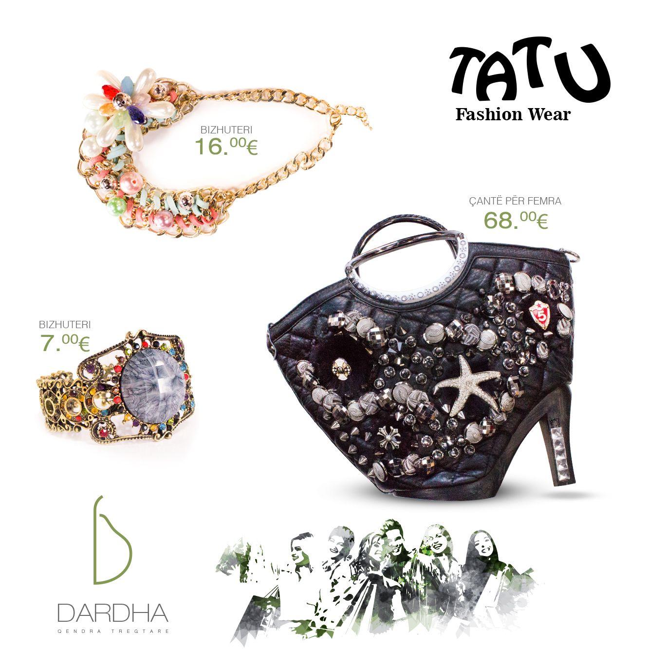 TATU_ Fashion_ Wear_Oferta_Qendra_Dardha