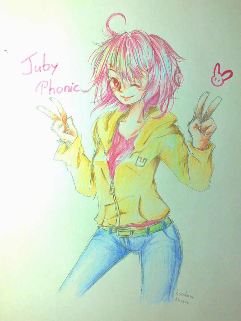 JubyPhonic by code-name-327