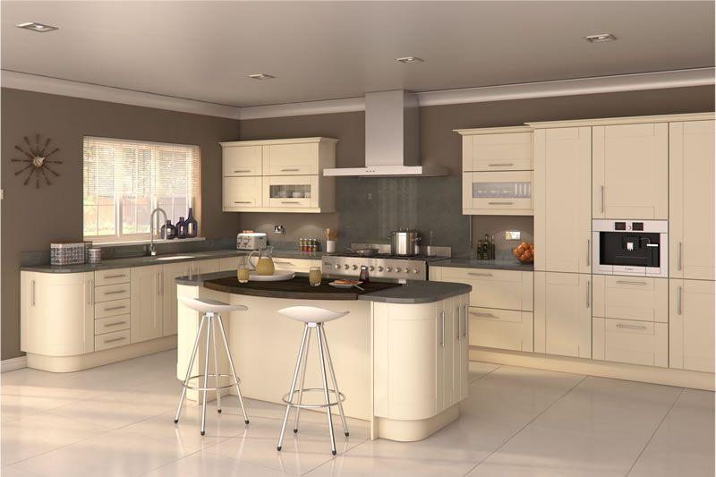 White Kitchen Units fulford alabaster kitchens - buy fulford alabaster kitchen units