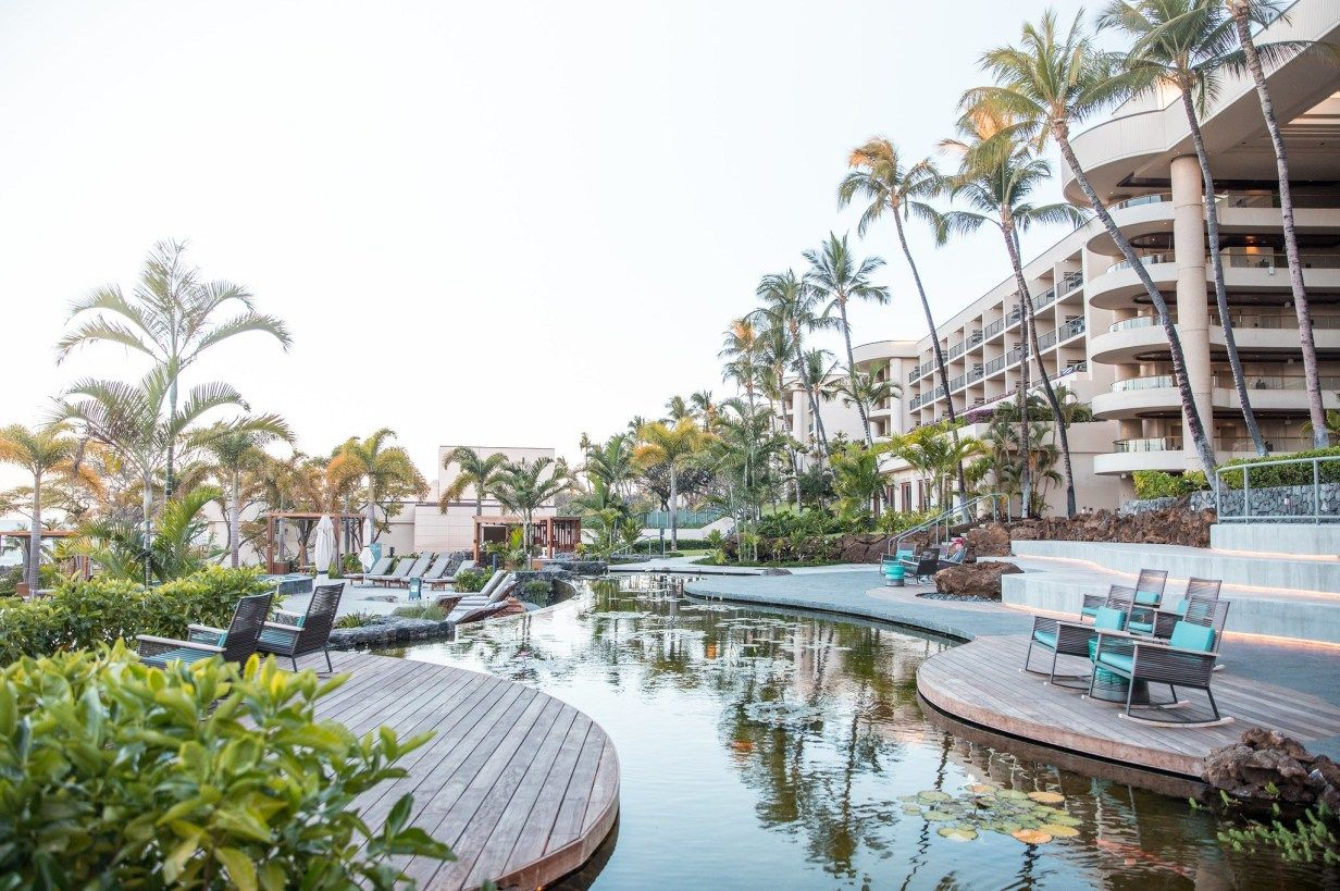 The Westin Hapuna Beach Resort Maui Travel Big Island