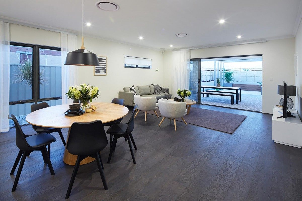 The concourse blueprint homes open plan living the concourse the concourse blueprint homes open plan living malvernweather Image collections