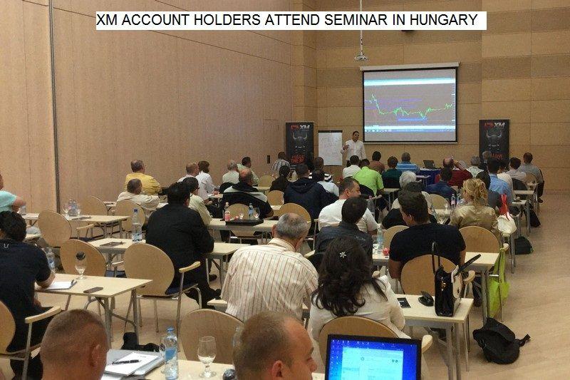 Xm Account Holders Hungary Seminar