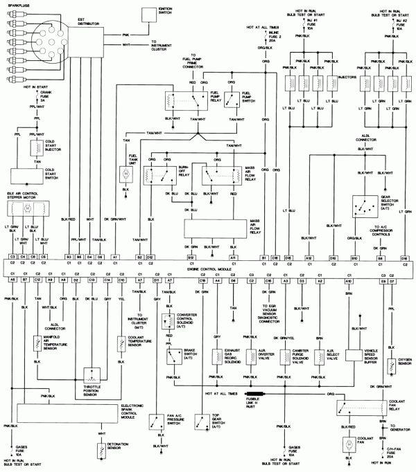 17+ 1986 pontiac trans am 305 engine wiring harness diagram - - check more  at https://wiringg.com/17-1986-pontiac-trans-am-…   camaro engine, repair  guide, camaro  pinterest
