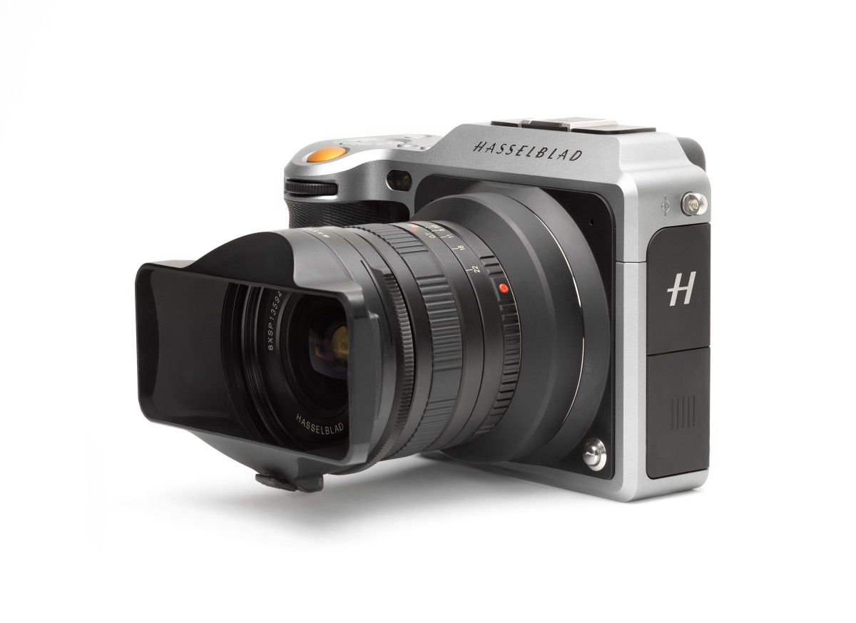 Hasselblad Releases An Xpan Lens Adapter For The X1d System Hasselblad Camera Mirrorless Camera