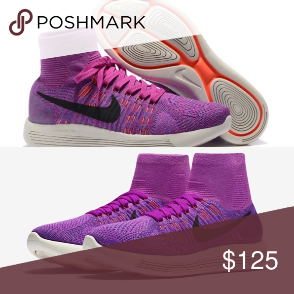 699431e7c7aa3 Nike LunarEpic Flyknit Women s Running Shoe Nike LunarEpic Flyknit Women s  Running Shoe delivers an impeccably smooth