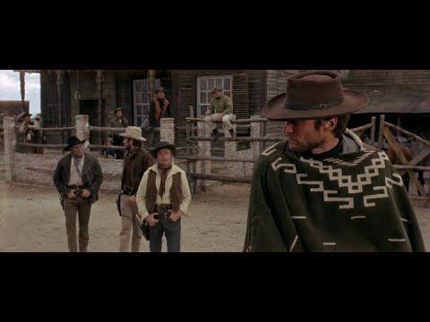Pour Une Poignee De Dollars Film Complet Vf Clint Eastwood Western Film Clint Eastwood Clint