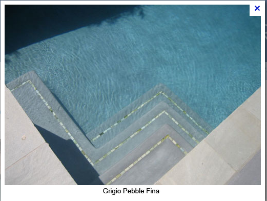 Fabulous Pebble Fina Grigio color | Pool | Pinterest | House UJ16
