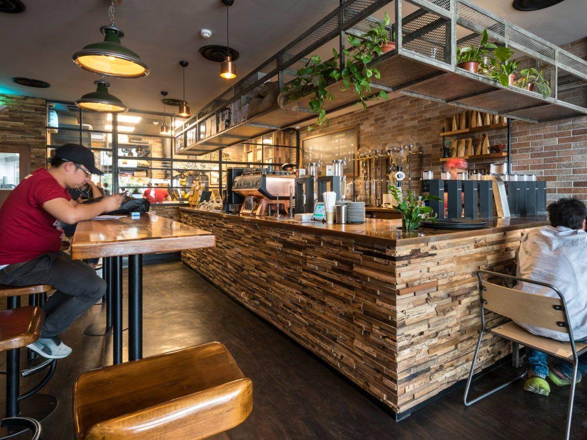 Small Coffee Shop Ideas: 20 Mind-Blowing DIY Coffee Bar Ideas And Organization