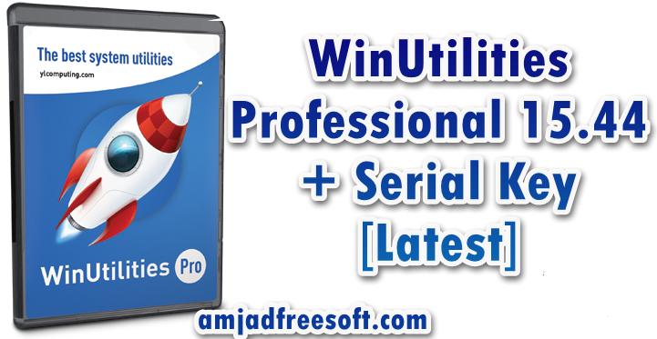 winutilities pro key