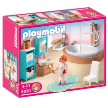 Playmobil Grand Bathroom 5330 Playmobil Diy Bathroom Decor Barbie Kitchen