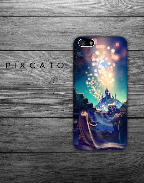 Disney Tangled - Iphone 4/4S Case - 2D Iphone Case - Hard Plastic Case:Amazon:Cell Phones & Accessories