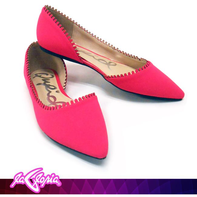 Complementa tu día con un lindo par de #Zapatos ♥ #Flats #Nueva #Colección #Calzado 1er.Semi-Piso