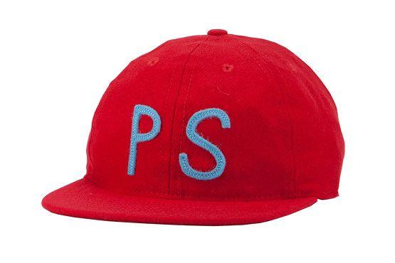 bbaf6015388 Wool PS Cap - Red  poler  polerstuff  campvibes