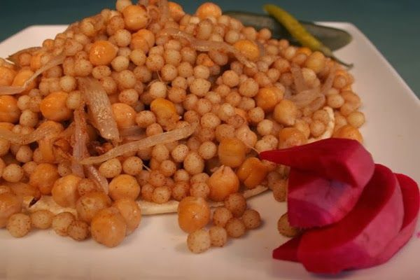 Get this easy to follow recipe for moghrabieh from the arabic food get this easy to follow recipe for moghrabieh from the arabic food blog forumfinder