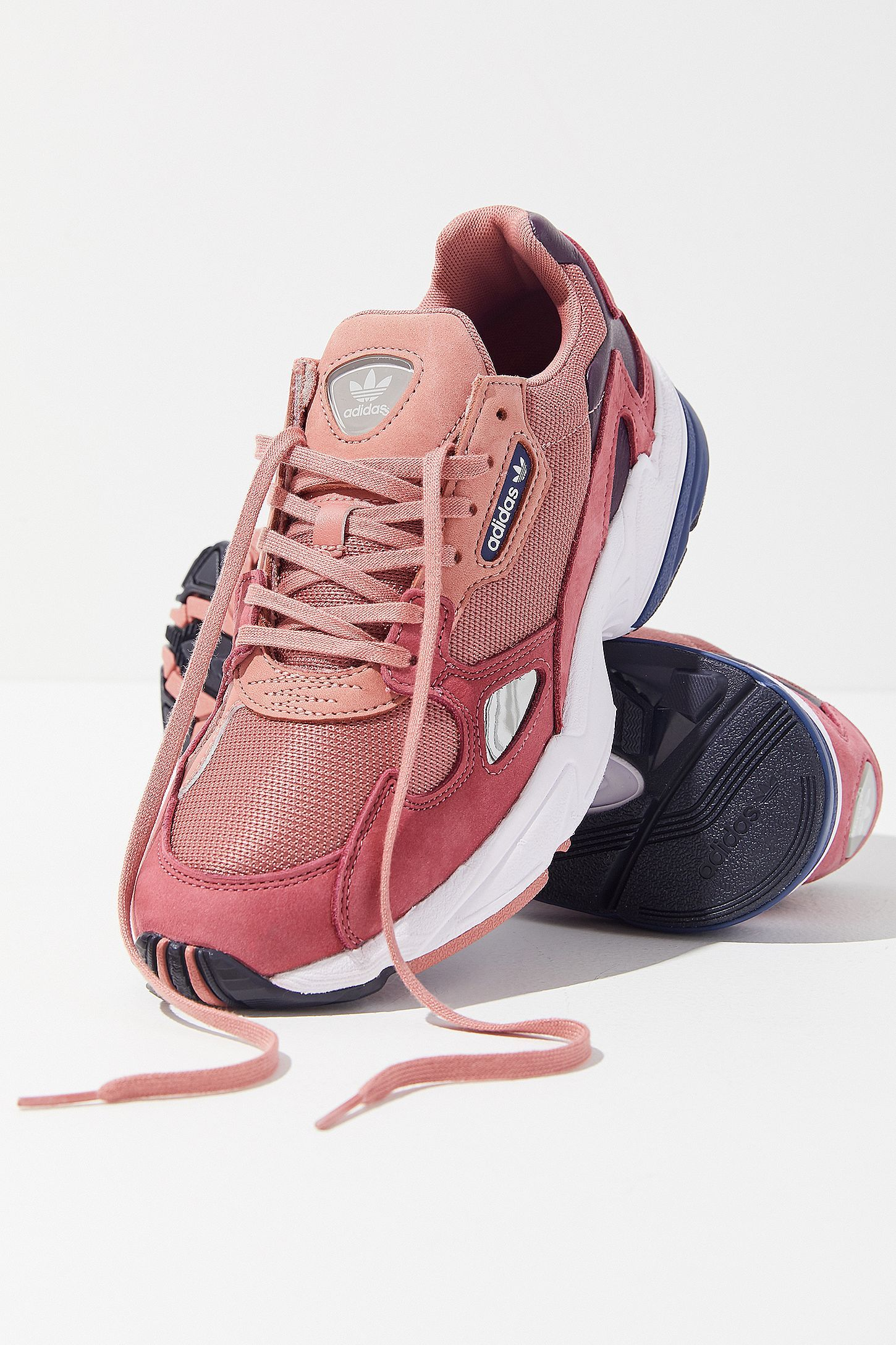 adidas Originals Falcon Raw Pink Trainers | Adidas in 2019