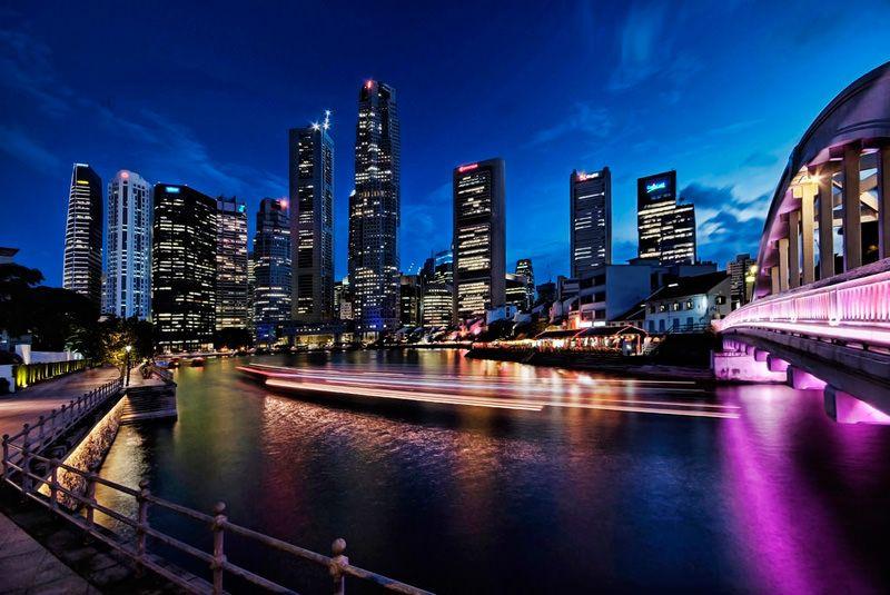 Singapur - Dünyanın En Pahalı Şehirleri