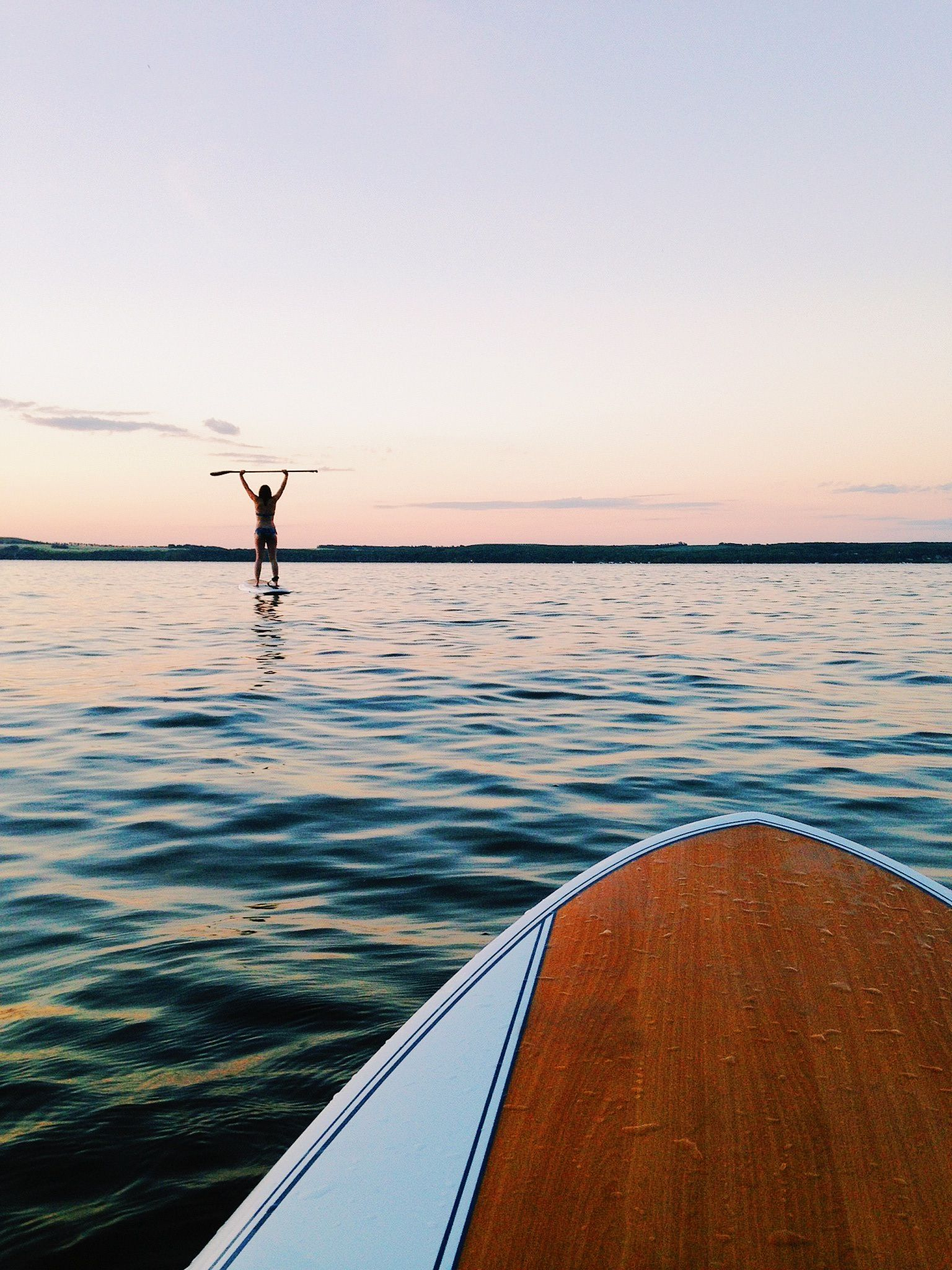 paddleboarding. stand up paddle boarding with sunset at the lake. #sup #paddleboard #standuppaddle