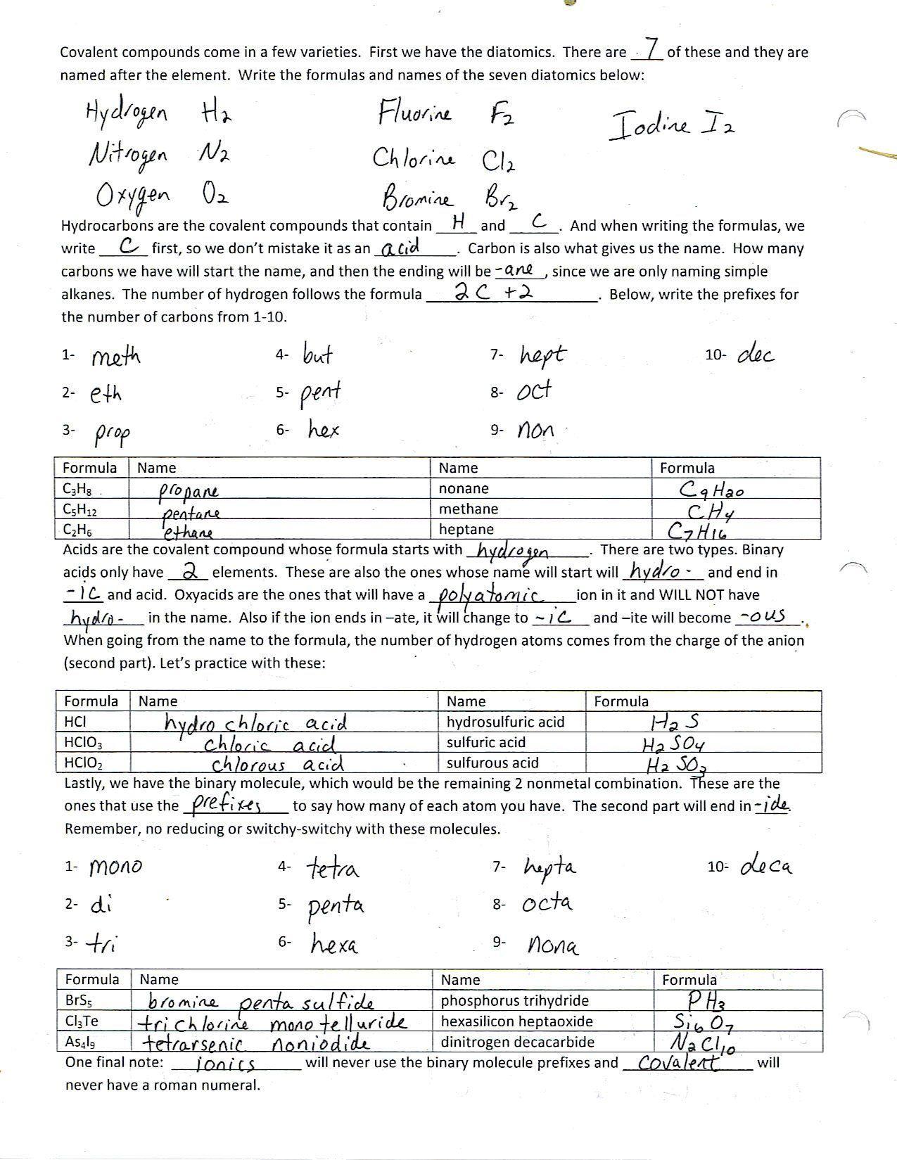 Chemical Bonding Worksheet Pdf Nidecmege Covalent Bonding Worksheet Answers In 2020 Covalent Bonding Worksheet Covalent Bonding Kids Worksheets Printables