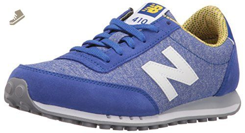 New Balance Women's 410 Optic Pop Fashion Sneakers, Uv Blue ...