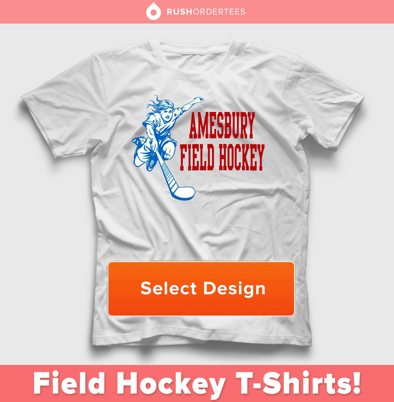 Field Hockey T-shirt Design Idea! Create and design your ...