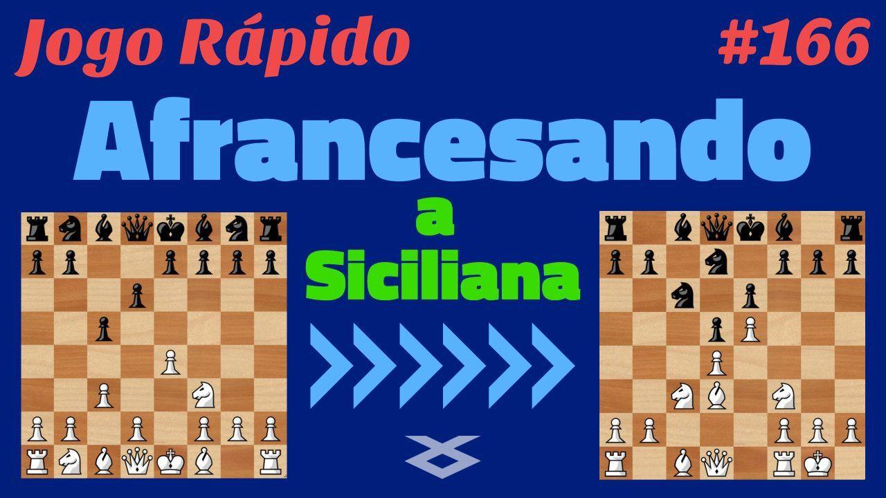 Serie Jogo Rapido Partidas Online Jogadas Pelo Mestre Fide Adriano Valle Nos Ritmos Blitz E Bullet Afrancesando A Siciliana Em 2021 Xadrez Jogo Jogos Cursos Online