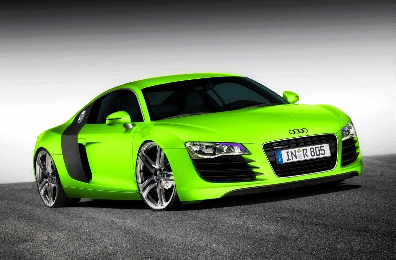 Green Audi Spyder Audi Dream Cars Audi Dream Cars