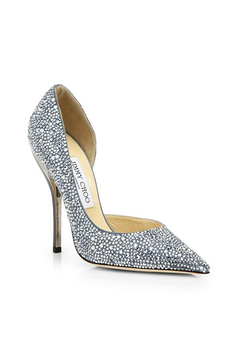 Sparkly Wedding Shoes | Swarovski, Pump and Wedding
