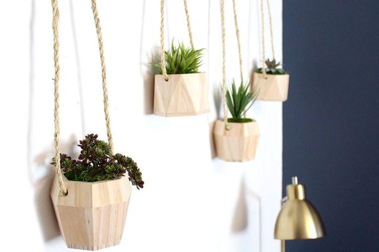 Bricolages maison  45 idées de DIY qui décorent joliment la maison