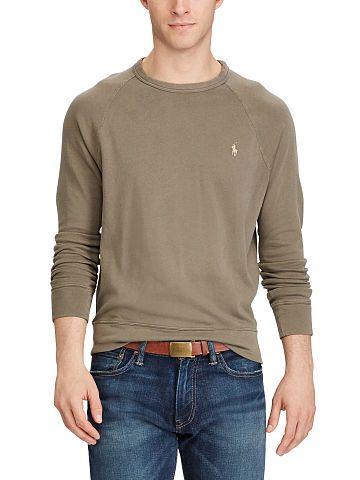 9f9516168 Cotton Spa Terry Sweatshirt - Polo Ralph Lauren Sweatshirts - RalphLauren .com