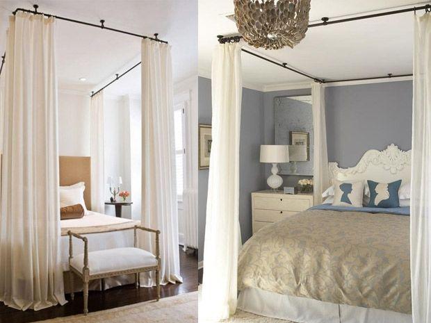 Letti A Baldacchino Maison Du Monde : Come realizzare un letto a baldacchino fai da te rubriche