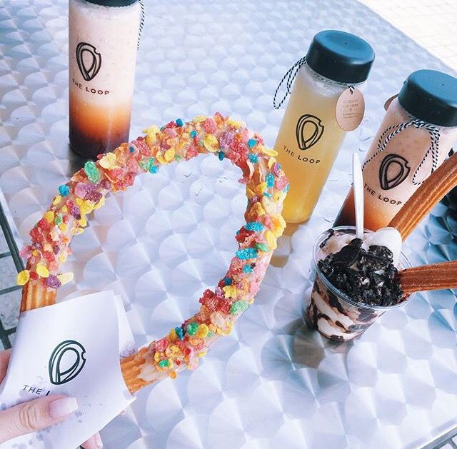 The Loop: Handcrafted Churros (9729 Bolsa Ave. Westminster