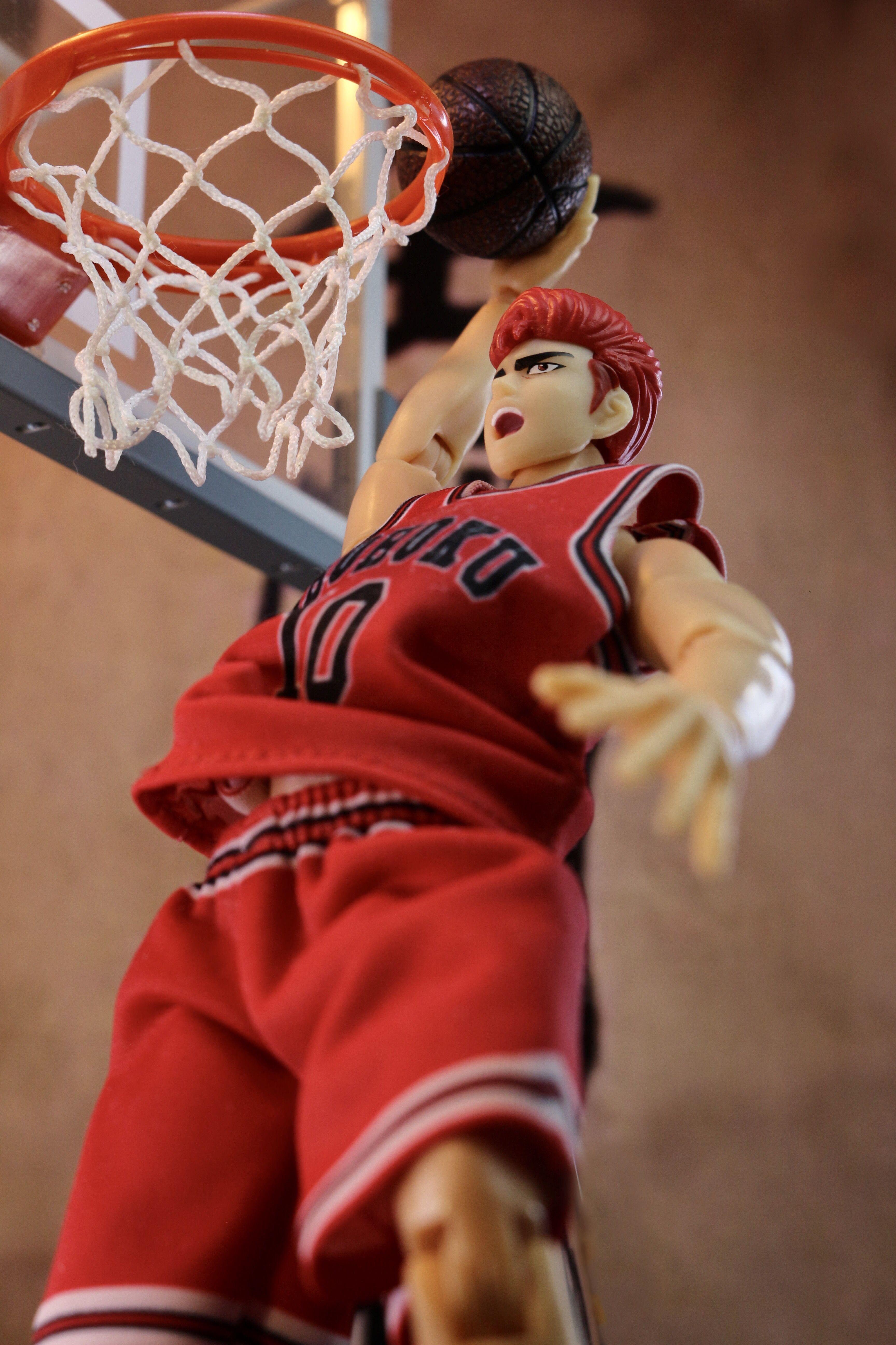 Slam Dunk Anime characters, Action figures, Figures