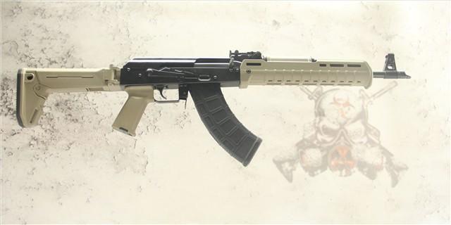 LABOR DAY SALE! Century Arms RAS47 FDE Zhukov Stock & Handguard 7 62