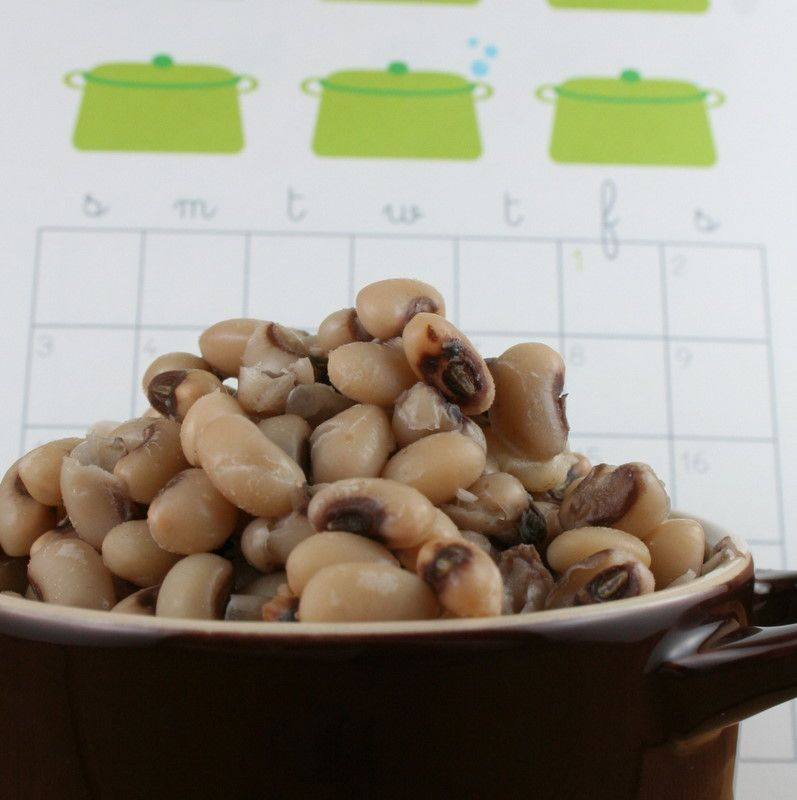 BlackEyed Peas for Luck New years day meal, Pea recipes