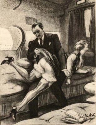 Jack rabbit orgasm